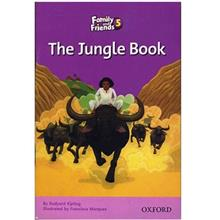 کتاب زبان The Jungle Book - Family And Friends 5