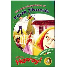 کتاب زبان The New Adventures Of Tom Thumb - Hip Hip Hooray4