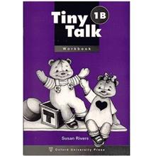 کتاب زبان Tiny Talk1B - Work  Book