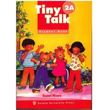 کتاب زبان Tiny Talk 2A - Student Book