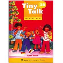 کتاب زبان Tiny Talk 2 B- Student Book