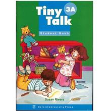 کتاب زبان Tiny Talk 3B - Student Book