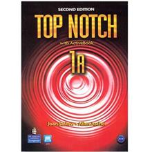 کتاب زبان Top Notch With Active Book 1A Second Edition