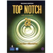 کتاب زبان Top Notch With Active Book 2B Second Edition