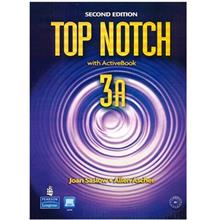 کتاب زبان Top Notch With Active Book 3A Second Edition