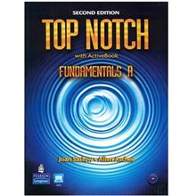 کتاب زبان Top Notch With Active Book Fundamentals A Second Edition