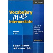 کتاب زبان Vocabulary In Use Intermediate Second Edition