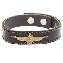 دستبند چرمي ميو مدل BM01
