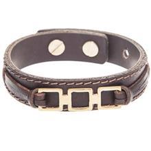 دستبند چرمي ميو مدل BM07