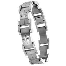 دستبند زنجيري اليور وبر مدل 0505