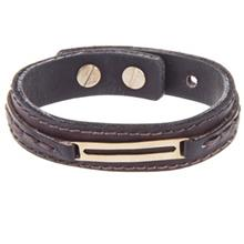 دستبند چرمي ميو مدل BM02