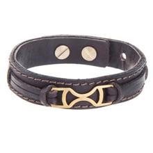 دستبند چرمي ميو مدل BM15