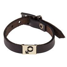دستبند چرمي ميو مدل BM30