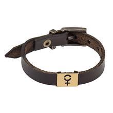 دستبند چرمي ميو مدل BM33