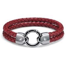 دستبند بندي اليور وبر مدل 67017RED