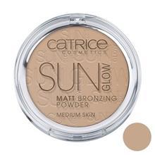 پودر برنزه کاتريس مدل Sun Glow Matt  Bronzing 030