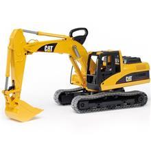 ماشين بازي برودر مدل Caterpillar Excavator