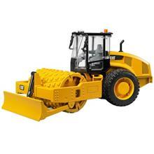 Bruder Caterpillar Vibratory Compactor Toys Car