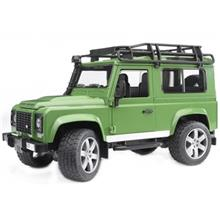 Bruder Land Rover Defender Station Wagon Toys Car