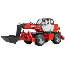 Bruder MRT 2150 Manitou Telescopic Loader Toys Car