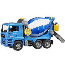 Bruder Man Cement Mixer Toys Car