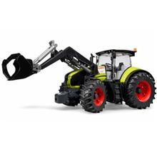 Bruder Tractor Claas 950 With Loader Toys Car