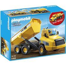 ساختني پلي موبيل مدل Industrial Dump Truck 5468