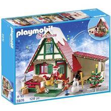 ساختني پلي موبيل مدل Santas Home 5976