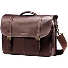 Samsonite Flapover Case Double Gusset Business Bag