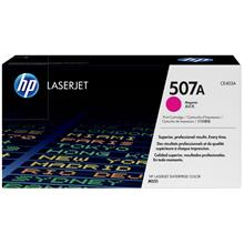 HP 507A Magenta Original LaserJet Toner Cartridge(CE403A)