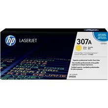 HP 307A Yellow Original LaserJet Toner Cartridge(CE742A)