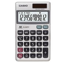 Casio SL-320TV-W Calculator