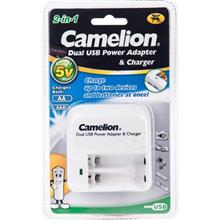 Camelion BC-1005A Dual USB Power Adaptor and Charger