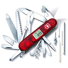 Victorinox Expedition-Kit Red Trans 18741AVT Knife