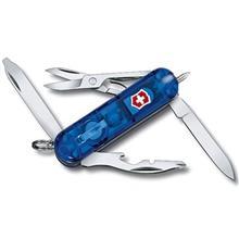 Victorinox Midn Man Blue Trans 06366T2 Knife