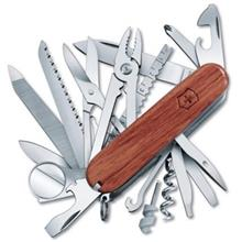 Victorinox Swiss Champ Hardwood 1679469 Knife