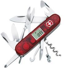 چاقوي ويکتورينوکس مدل Traveller Lite Red Trans کد17905AVT