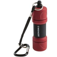 Wenger Clava Red Rubber Swiss Lighter
