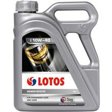 Lotos Semisyntetic 4L 10W-40 Engine Oil Car Accessories