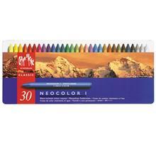 پاستل روغني 30 رنگ Caran d'Ache سري Neocolor I مدل 330