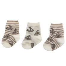 Baby Jem 197-6 Socks Pack of 3