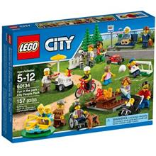 لگو سري City مدل Fun In The Park City People Pack 60134