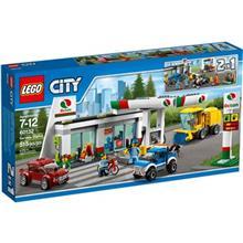 لگو سري City مدل Service Station 60132