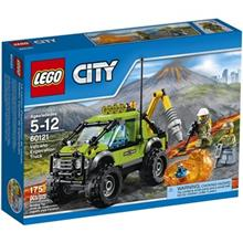 لگو سري City مدل Volcano Exploration Truck 60121