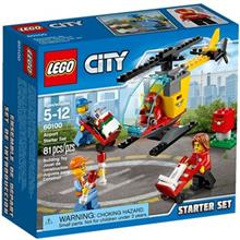 Ciy Airport Starter Set 60100 Lego