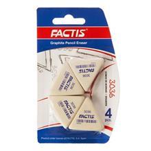 پاک کن فکتيس مدل 3036 - بسته 4 عددي