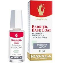 محلول محافظ ناخن هاي حساس، ظريف و آسيب ديده ماوالا مدل باريربيس حجم 10 ميلي ليتر