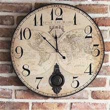 ساعت دیواری هارمونی مدل 143271GR