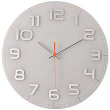 ساعت ديواري نکستايم مدل 8817WI