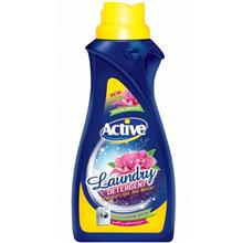 Active Laundry Detergent Yellow 1000ml